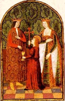 Ferdinand of Aragon Isabel of Castile