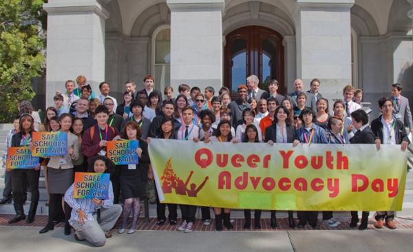 Sacramento gay recta alianza de grupos de presión