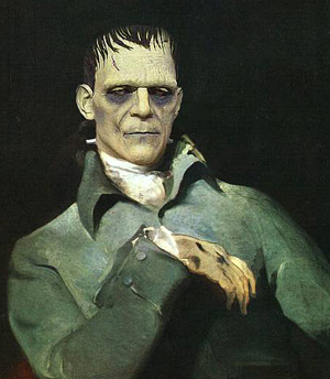 frankenstein creating a human Is it possible to create humans like victor frankenstein why is frankenstein considered less human than to do if frankenstein will create a female of.