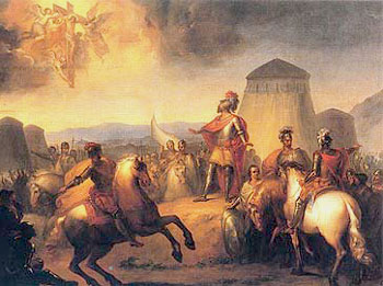 Miracle of the Battle of Orique