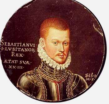 Dom Sebastian of Portugal