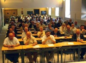 capuchino capítulo reunión