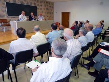españoles dominican monjes reunión