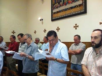 Franciscanos en España, Mass