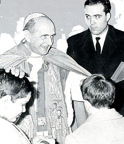 Pope paul vi homosexuality