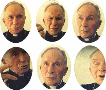 Changing faces of Marcel Lefebvre