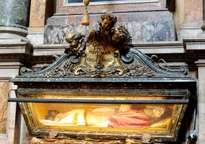 Tomb, St. Pius V
