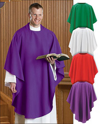 everyday chasuables