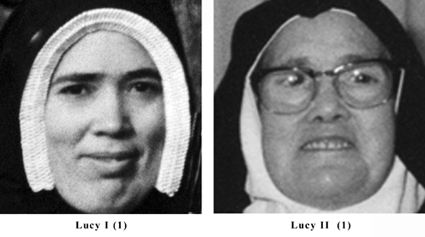 Two Sister Lucy's comparison