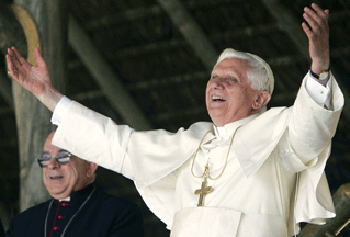 ratzinger evangelize