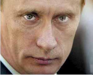 olhar Putin KGB