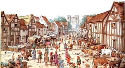 medieval life articles