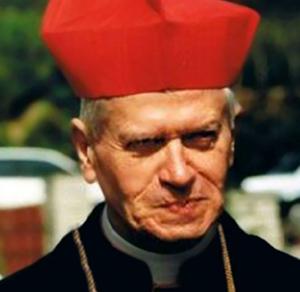 El cardenal Groer
