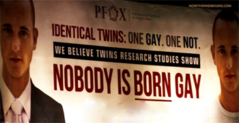 Twin homosexuality statistics