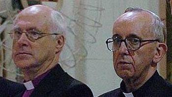 Venerabili papa Bergoglio anglicani