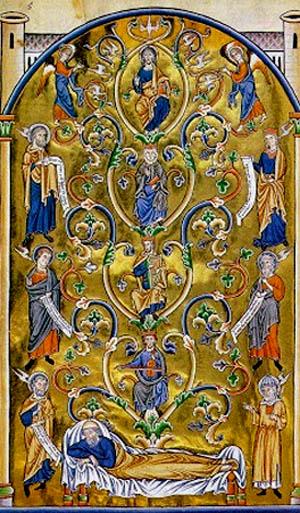 marys lineage Virgin