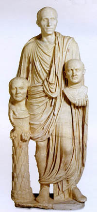Patriarchs in the Middle Ages and in Ancient Rome by Plinio