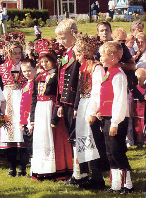 Danish traditional music - Wikipedia, the free encyclopedia