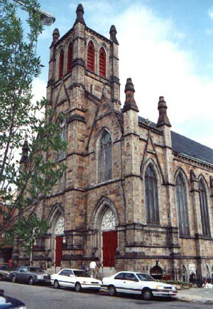 Catholics from Boston appeal that HOLY TRINITY CHURCH be not closed