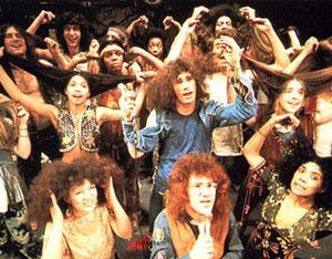 PELO musical 1968