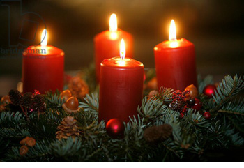 What Is The Origin Of The Advent Wreath