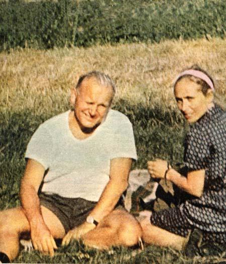 john paul ii had intense friendship with married woman