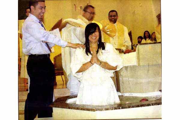 Adult Baptism Ceremony 64