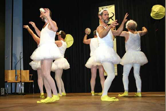 Ballerina priest Fr. Keplinger 01