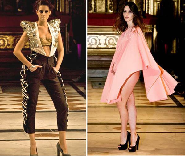 Santiago Compostela Fashion show 01