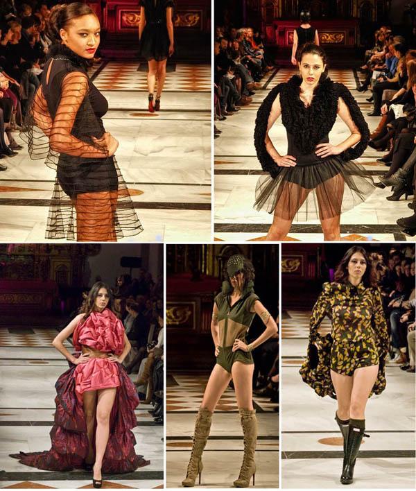 Santiago Compostela Fashion show 02