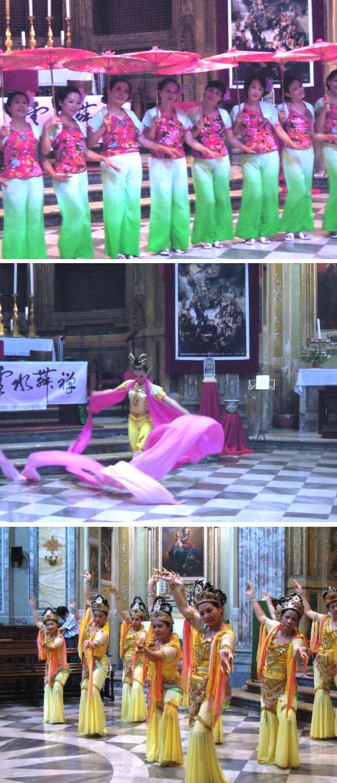 Yun-Shui Grupo de Danza 2