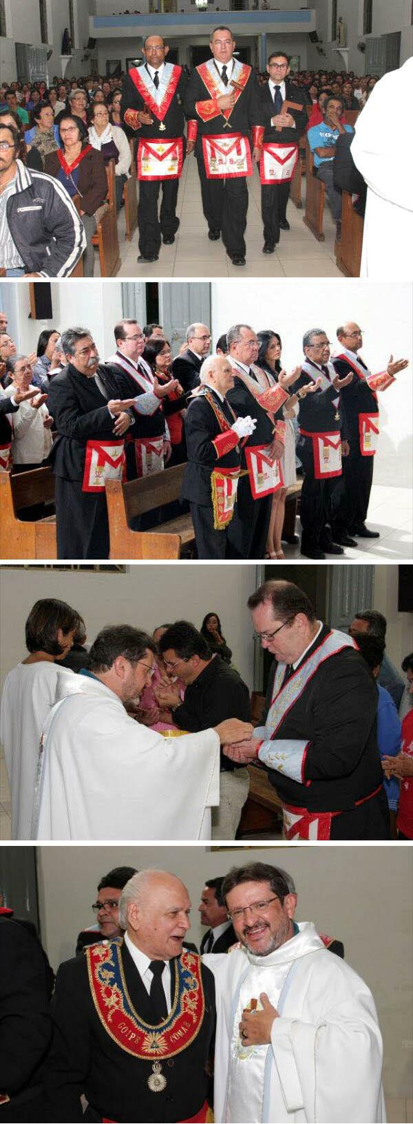 """Mass for Masons in Brazil - Belo Jardim 03"