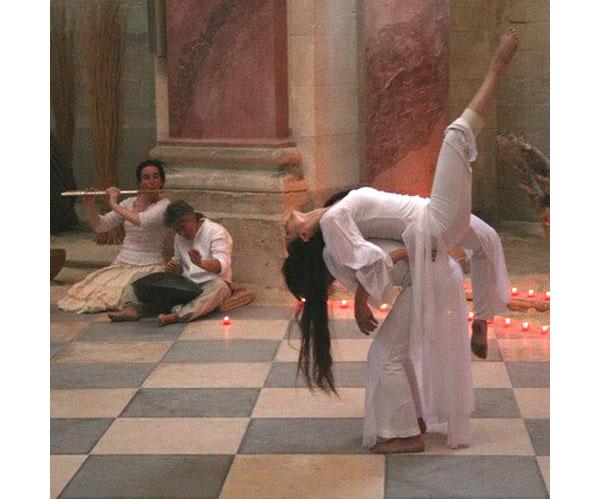 Ephata lleva a cabo en el monasterio carmelita 01