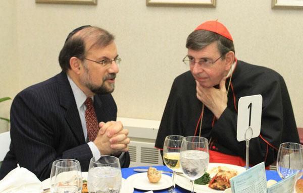 Il cardinale Kurt Koch al seminario ebraico di New York 02