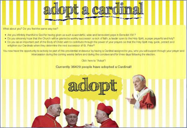 Campaña por el Papa 2