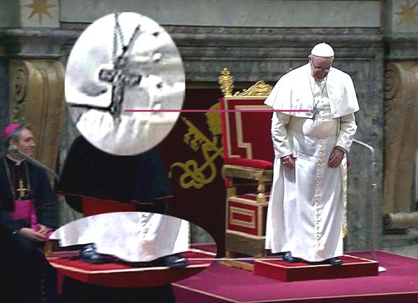 Cruz de Hierro del Papa Francisco I