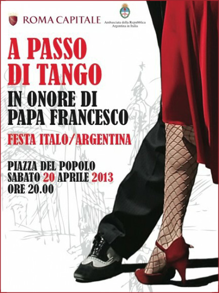 Tango para Bergoglio 01