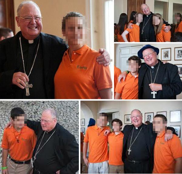Cardenal Dolan Día Mundial Yout 2013