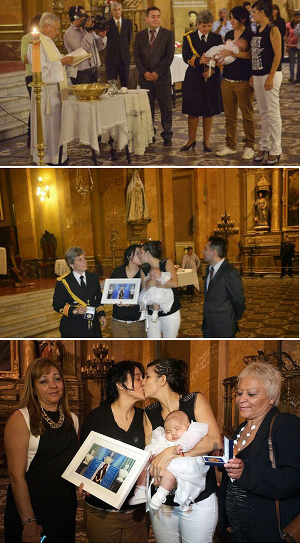 Lesbians at Corboda Cathedral Atrgentina 02