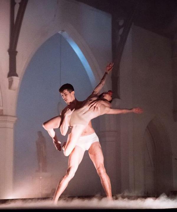 Erotic ballet in Brisbane - 01