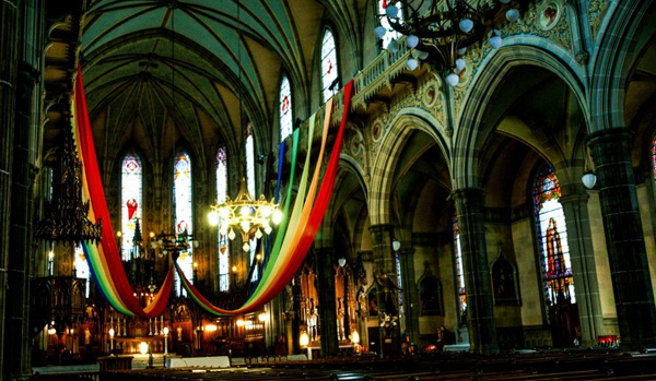 St. Peter Apostle Church in Montreal supports LGBT