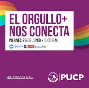 Universidad Pontificia del Perú - Orgullo gay 1