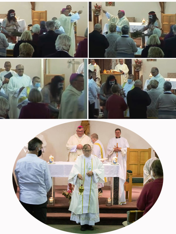 El obispo Brian Mascord ordena un nuevo diácono 4
