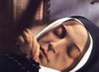 Cuerpo incorrupto de Santa Bernadette 2