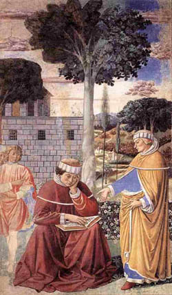 an essay on st augustine and his view of death Plato vs st augustine of hippo essay the death of constantine, who is credited for his attempt augustine's works, thoughts and world views are.