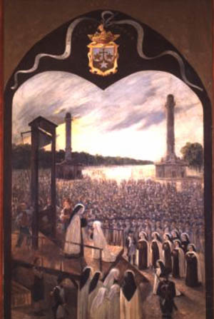 martyrs of Compiegne 1
