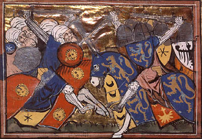 Saracen Heroes Saints Fools