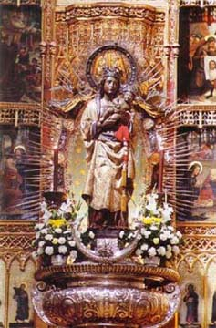 Our Lady Of Almudena Nuestra Se 241 Ora De La Almudena