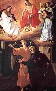 sveti Alfonz Rodriguez - redovnik in mistik