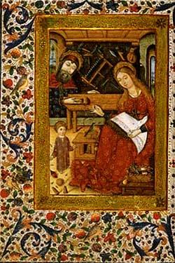 Sagrada Familia, Casa de Loreto